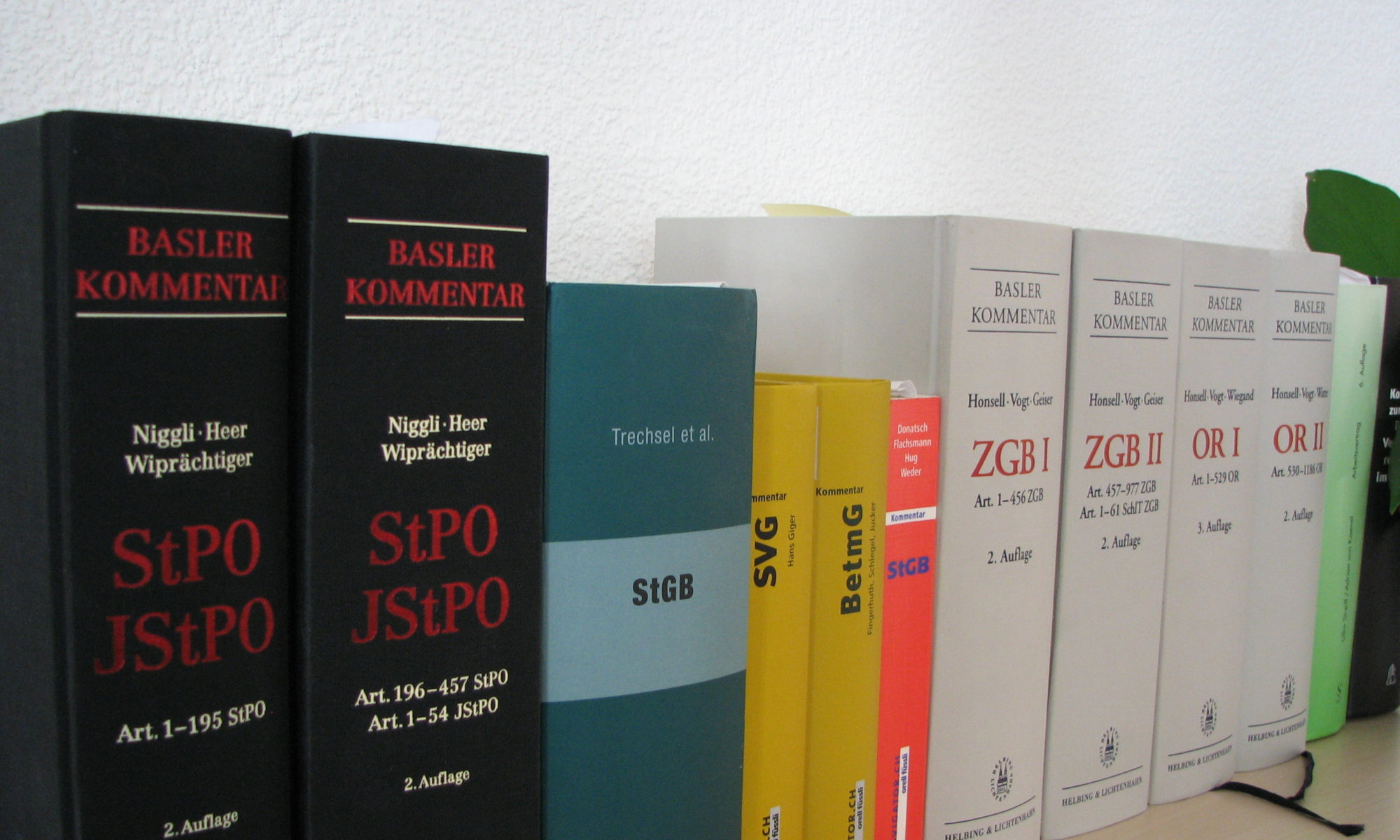 Advokaturbüro F. Schneider
